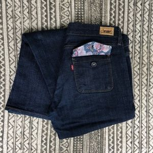Levi's Boot Cut 545 Jeans